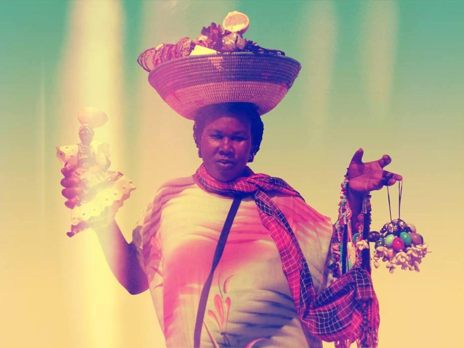 Dakar Lady