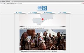 UN website 2