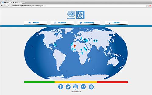 UN website 4